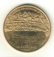 Medaille Arthus Bertrand 27.Giverny - Fondation Monet Le Pont 2006 - Arthus Bertrand