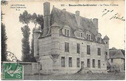 BEUZEVILLE LA GRENIER - Le Vieux Château - France