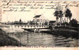 1 CP  Arendonk 1904 Gezicht Op Brug V   Poststempel 1905 - Arendonk