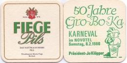 #D151-012 Viltje Fiege - Sous-bocks