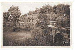 VIMBELLE (19) L'Hotel Delnaud Et Le Pont Des Amours - France