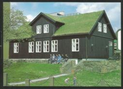 FAROE ISLANDS Logtingshusid House Of Parliament - Faroe Islands