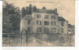 Arquian, Le Chateau De La Gauffinerie - France