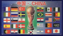 Flag Of Finals Tournament 31 National Teams,World Cup Trophy,CN06 Voting For Champion 2006 Germany FIFA World Cup PSC - 2006 – Germany