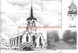 Sint-Martinuskerk En Kerkhof - Lede - Lede