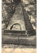 CPA N°3223 - MONUMENT DE MARCEAU A COBLENTZ + CACHETS MILITAIRE - Kriegerdenkmal