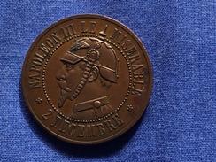 Très Belle Medaille Satirique - Variétés Et Curiosités