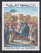 MAROC N°471 N** - Marokko (1956-...)