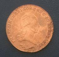 6 Kreuzer 1800 G, Austria, Copper - Austria