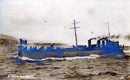 GRANATIERE - REGIA NAVE - VIAGGIATA - Warships