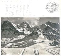 """Feldpost AK  """"Männlichen""""  (Cours Alpin 2. Div)       Ca. 1940 - Poste Militaire"""