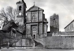 PECETTO - CHIESA PARROCCHIALE - TORINO - VIAGGIATA - Unclassified