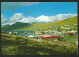 FAROE ISLANDS Runavik Village Isle Of Eysturoy - Faroe Islands