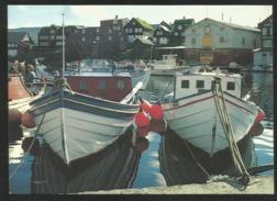FAROE ISLANDS Kongsbrugvin Torshavn King's Landing - Faroe Islands