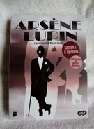 Dvd Zone 2 Arsène Lupin - Saison 1 (1971)  Vf - TV-Reeksen En Programma's