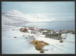 FAROE ISLANDS Sydrugota Sidrugota Village Eysturoy - Faroe Islands