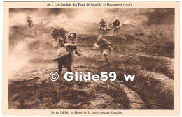 Les Combats Des Forts De SOUVILLE Et DOUAUMONT - Le 12 Juillet, Le Départ De La Contre-attaque Française - N° 26 - War 1914-18