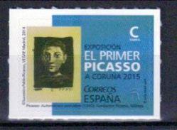 Spanien 'Ausstellung Der Erste Picasso' / Spain 'Exhibition The First Picasso' **/MNH 2015 - Picasso