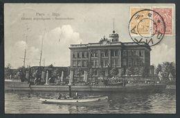 +++ CPA - Lettonie - Russie - RIGA - Seemannshaus   // - Lettonie