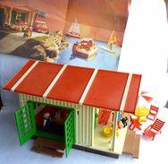 RARE PLAYMOBIL MAISON De Vacances 3771 1987-88 - Playmobil