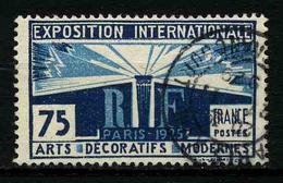 FRANCE - YT 215 - ARTS DECO - TIMBRE OBLITERE - Oblitérés