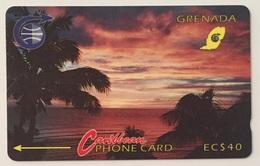 Sunset - Grenada