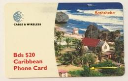 Bathsheba 284CBOC - Barbados