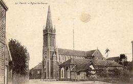 CPA Ceaucé - Église De Ceaucé - France
