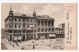 1 - URUGUAY - MONTEVIDEO - Gran-Hotel - Uruguay