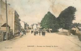 Dep - 23 -  GOUZON Avenue Du Champ De Foire - France