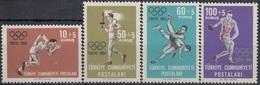 TURKEY 1924-1927,unused,sport - Verano 1964: Tokio