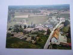 CPSM 16 - CHARENTE - PASSIRAC VUE GÉNÉRALE AÉRIENNE - France