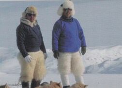 DEUX HABITANTS DU  GROENLAND (dil237) - Groenland