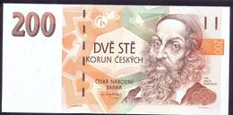 Czech 200 Korun 1998 UNC - Czech Republic