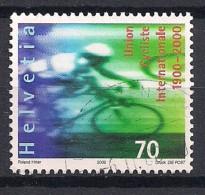 YT N° 1653 - Oblitéré - Union Cycliste - Usados