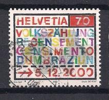 YT N° 1655 - Oblitéré - Recensement - Usados