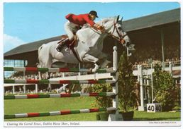 IRELAND/EIRE - DUBLIN HORSE SHOW (PUBL.JOHN HINDE) - Dublin
