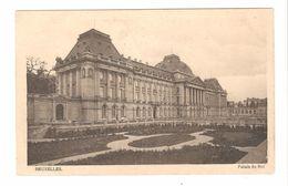 Bruxelles / Brussel - Palais Du Roi - Feldpost 1914 - Monuments, édifices