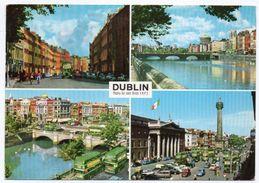 IRELAND/EIRE - DUBLIN VIEWS (PUBL.JOHN HINDE) / NICE STAMP - Dublin