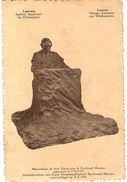 CPA N°3251 - LOUVAIN - INSTITUT SUPERIEUR DE PHILOSOPHIE - MONUMENT DU CARDINAL MERCIER 1931 - Leuven