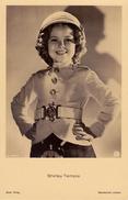Original Ross-Film-Foto-Karte SHIRLEY TEMPLE - Ca. 9 X 14 Cm - 170078 - Actors