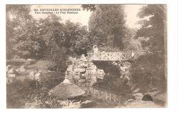 Bruxelles / Brussel - Schaerbeek / Schaarbeek - Parc Josaphat - Le Pont Rustique - 1919 - éd. Henri Georges - Schaerbeek - Schaarbeek