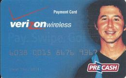 Verizon Wireless Payment Card / PreCash - Etats-Unis