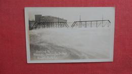 RPPC  By Huard--- Bridge Sinking Winobski  Vermont  Ref 2645 - United States