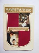 Romania,Romvared-CFR Pocket Calendar 1972 - Calendars