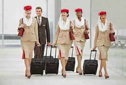 T80-101 ]  Flight Attendants Air Attendants Stewardesses Hostesses Cabin Crew , China Pre-paid Card, Postal Stationery - Jobs