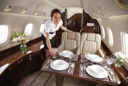 T80-115 ]  Flight Attendants Air Attendants Stewardesses Hostesses Cabin Crew , China Pre-paid Card, Postal Stationery - Jobs