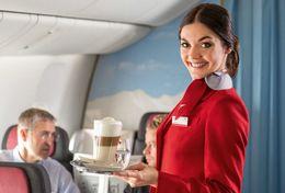 T80-124 ]  Flight Attendants Air Attendants Stewardesses Hostesses Cabin Crew , China Pre-paid Card, Postal Stationery - Jobs