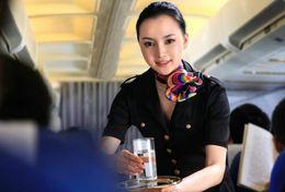 T80-125 ]  Flight Attendants Air Attendants Stewardesses Hostesses Cabin Crew , China Pre-paid Card, Postal Stationery - Jobs