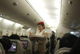 T80-129 ]  Flight Attendants Air Attendants Stewardesses Hostesses Cabin Crew , China Pre-paid Card, Postal Stationery - Jobs